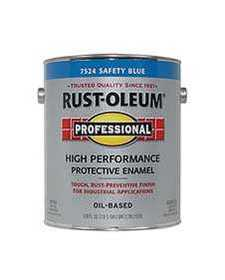 Rust-Oleum 7524402 Safety Blue Gal