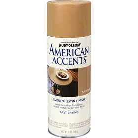 Rust-Oleum 7963830 American Accents Soft Wheat Spray Paint