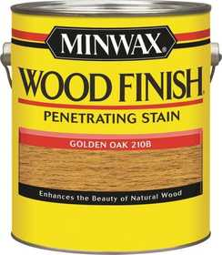 Minwax 2742671001 Golden Oak Wood Finish Stain Gallon