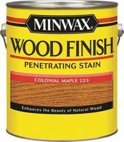 Minwax 2742671005 Colonial Maple Wood Finish Stain Gallon