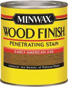 Minwax 2742670008 Early American Wood Finish Stain Quart