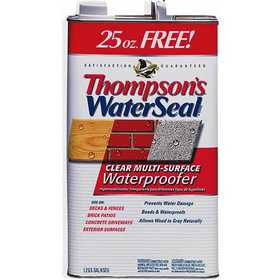 Thompsons 24111 Water Seal 1.2g Bonus Can