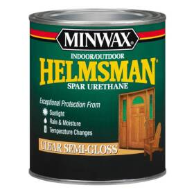Minwax 2742613210 Helmsman Spar Varnish Semi Gloss Gal