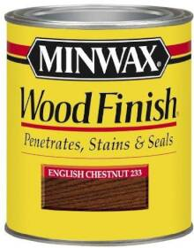 Minwax 2742622330 Minwax Wood Finish English Chestnut 1/2 Pt
