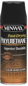 Minwax 2742633060 Polyurethane Satin Spray