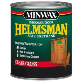 Minwax 2742643200 Helmsman Spar Varnish High Gloss Pt