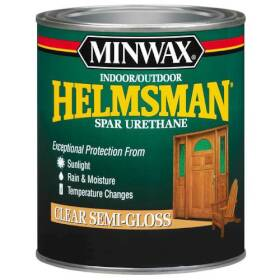 Minwax 2742643210 Helmsman Spar Varnish Semi Gloss Pt