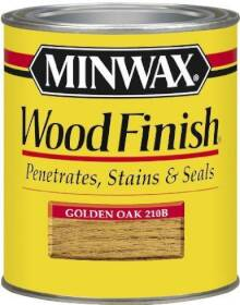 Minwax 2742670001 Minwax Wood Finish Golden Oak Qt