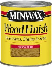 Minwax 2742670010 Minwax Wood Finish Fruitwood Qt