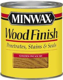 Minwax 2742670041 Minwax Wood Finish Golden Pecan Qt