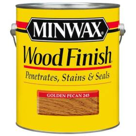 Minwax 2742671041 Minwax Wood Finish Golden Pecan Gal