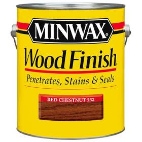 Minwax 2742671046 Minwax Wood Finish Red Chestnut Gal