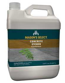 Duckback 4075565504 Mason's Select Concrete Etcher 1 Gal
