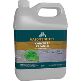 Duckback DB65004 Mason's Select Concrete Cleaner Gal
