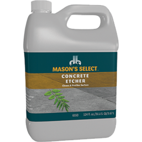 Duckback DB65504 Mason's Select Concrete Etcher 1 Gal
