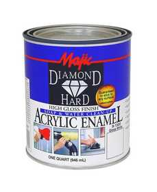 Majic 8-1547 Diamondhard Enamel Red Primer 1/2 Pt