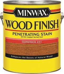 Minwax 2742671088 Gunstock Wood Finish Stain Gallon