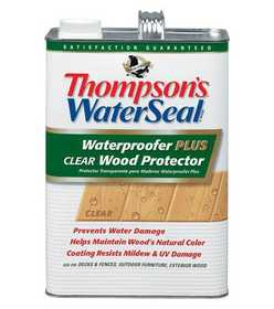 Thompsons TH.068135-99 Wood Protector 1.2 Gal Bonus Can