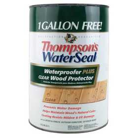 Thompsons TH.068113-99 Clear Wood Protector 6 Gal