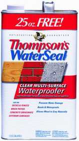 Thompsons TH.068123-99 Water Seal 1.2 Gal Bonus Voc
