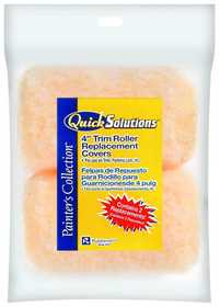 Quick Solutions 690188840 Replacement Roller Trim/Traffic 2pk