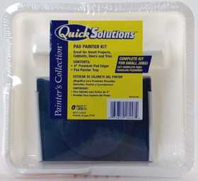 Quick Solutions 991824700 Pad & Tray Kit