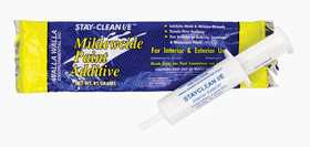 Sashco 78296 Stay Clean I/E Mildewcide Additive 45gm For 5 Gal