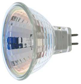 Satco Nuvo Lighting S3463 50 Watt Mr16 Exn Halogen Bulb Warm White