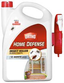 Ortho 0196710 Home Defense Max Insect Rtu 1 Gal