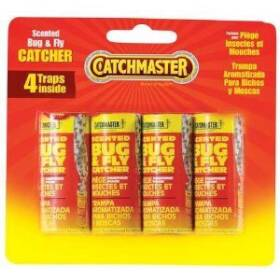Catchmaster 9144M4 Fly Ribbon 4pack