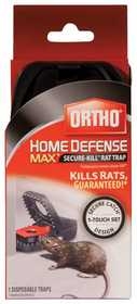 Ortho 0321210 Home Defense Max Secure Trap
