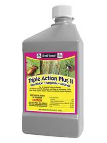 Ferti-Lome 11245 Triple Action Plus 2 Insecticide And Fungicide Pt