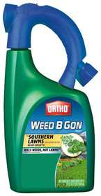 Ortho 0403310 Weed B Gon Max Southern Spray 32 oz