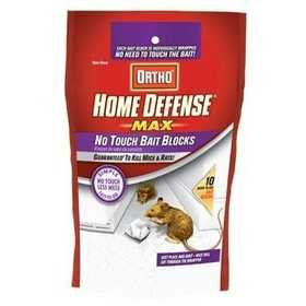 Ortho 0320710 Home Defense Max No Touch Bait 10pk