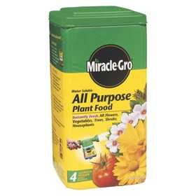 Miracle-Gro 200123 Miracle Gro All Purpose Plant Food 5lb