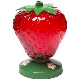 Perky Pet 260X Strawberry Hummingbird Feeder 48 oz