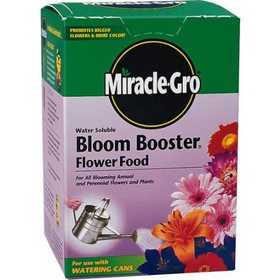Miracle-Gro 100192 Miracle Gro Bloom Booster Food 1.5lb