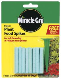 Miracle-Gro 1002521 Miracle Gro Plant Food Spike
