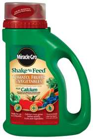 Scotts Miracle-Gro 100856 Shake 'n Feed Tomato, Fruit And Vegetable Plant Food Plus Calcium