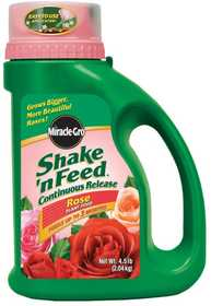 Scotts Miracle-Gro 1008591 Shake-N Feed Rose Food 4.5lb