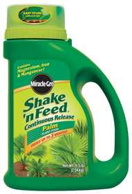 Miracle-Gro 1008991 Miracle Gro Shake N Feed Palm 4.5lb
