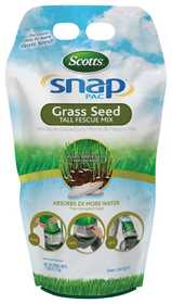 Scotts 12820 Snap Pac Tall Fescue Grass Seed