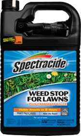 Spectracide HG-10561 Weed Stop For Lawns Plus Crabgrass Killer Ready To Use 1 Gal