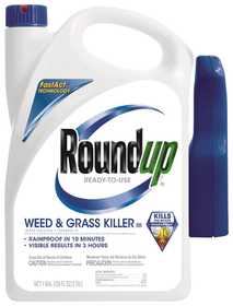Monsanto MS5002688 RoundUp Weed And Grass Killer Ready To Use 1 Gal