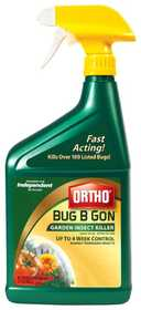Ortho 01710 Bug B Gon Insect Kill Rtu 24 oz