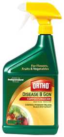 Ortho 1601010 Disease B Gon Copper Fungicide Rtu Pt