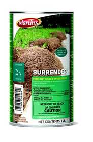 Martins PT10002 Surrender Fire Ant Killer Insecticide 1lb
