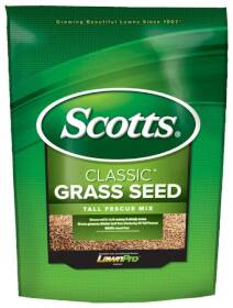 Scotts 17323 Scotts Classic Tall Fescue Grass Seed 3lb