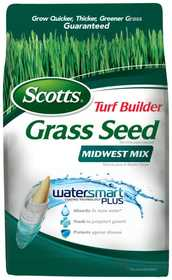 Scotts 17940 Turf Builder Midwest Mix Grass Seed 3lb