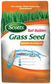 Scotts 18353 Turf Builder Grass Seed Bermuda Grass 5lb